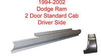 1994-02 Dodge Ram Standard Cab Rocker Panel And Cab Corner Driver Side