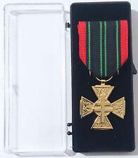Médaille Ordonnance COMBATTANT VOLONTAIRE RÉSISTANCE 2°Guerre Mondiale 1939-1945