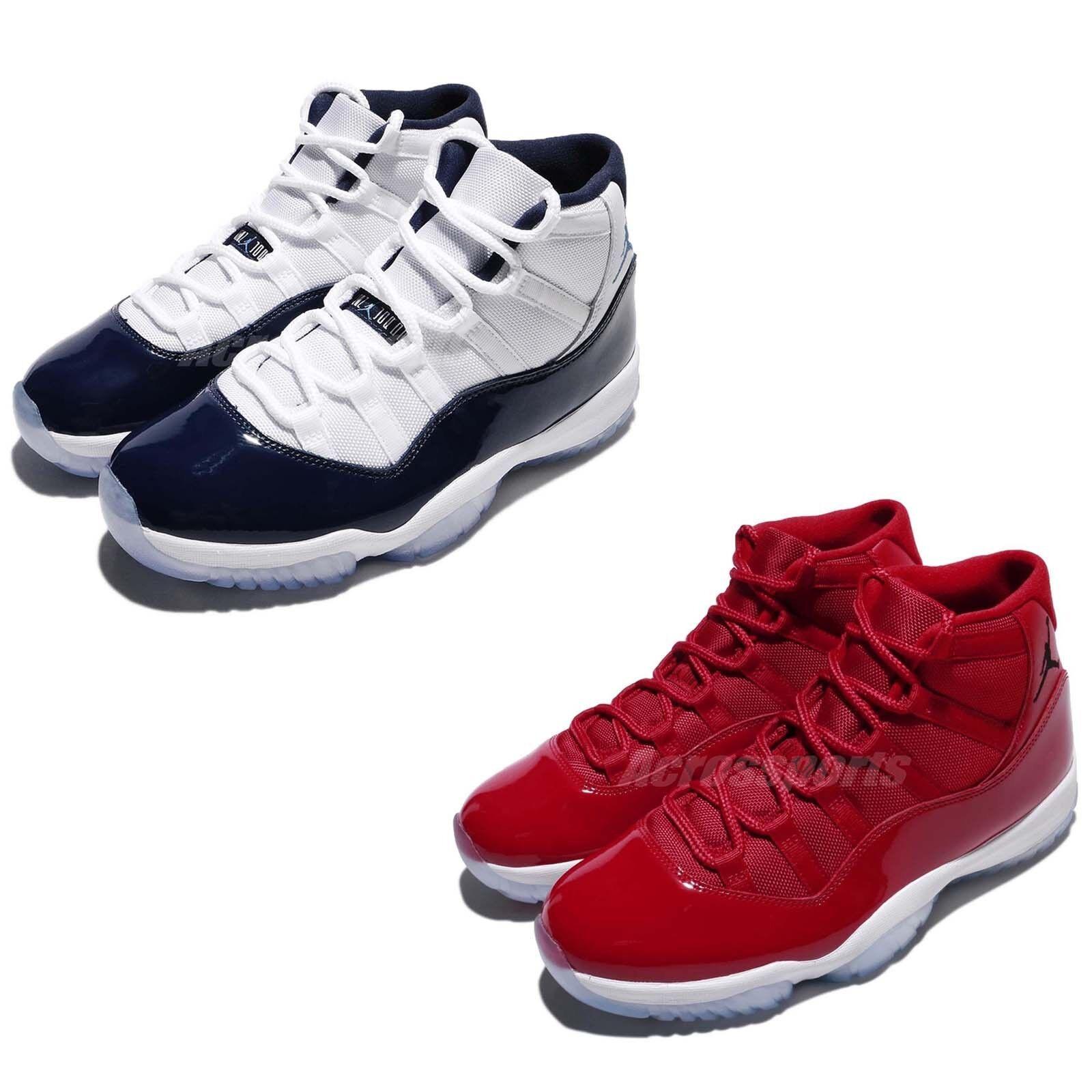2017 Nike Air Jordan 11 XI Retro AJ11