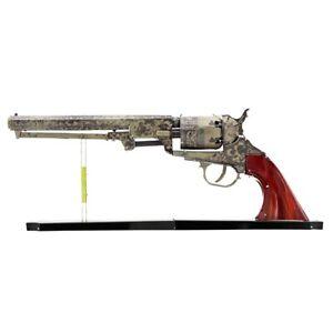Fascinations-Metal-Earth-Wild-West-Revolver-3D-Laser-Cut-Steel-Model-Kit-MMS187