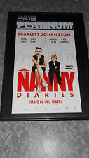 DVD DIARIO DE UNA NIÑERA (THE NANNY DIARIES