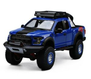Image Is Loading 1 24 Maisto 2017 Ford F150 Raptor Cast