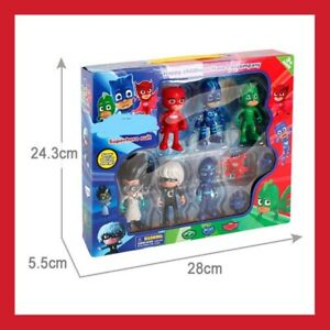 SET-LOT-6-FIGURINES-LES-PYJAMASQUES-PJMASKS-JEU-JOUET-ENFANT-YOYO-BIBOU-GLUGLU
