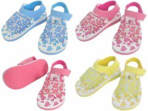CHILDREN SANDALS FLIP FLOPS GIRLS BOYS SWIMMING POOL INFANT SHOES KIDS BEACH