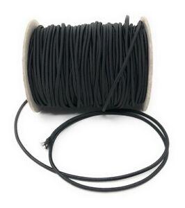 Corde-Elastique-Cordon-Elastique-2-5mm-ou-3mm-Noir-Vendu-par-5-Metres