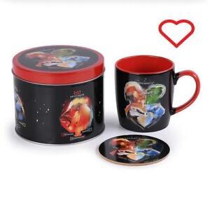 Harry Potter Tin set (Mug & Coaster)
