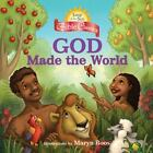 God Made the World by Maryn Roos (2006, Paperback)