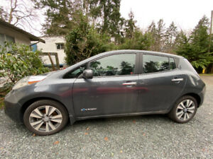 2013 Nissan Leaf SL + Tech