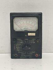 Vintage Lafayette Ohm Volt Meter