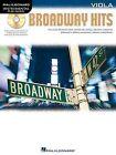 Viola Play-Along: Broadway Hits by Hal Leonard Corporation (Mixed media product, 2013)