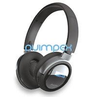 H04 Bluetooth Wireless Headset Kopfhörer Mit Mp3-player Sd Karte & Fm Radio