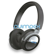 H04 Bluetooth Sans Fil Casque Casque avec Lecteur MP3 SD Carte & Radio FM