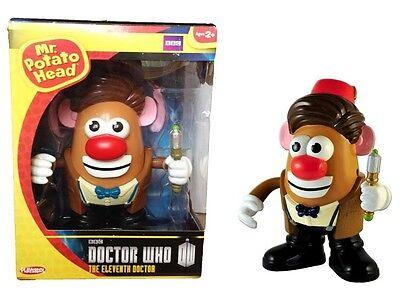 Doctor Who Mr Tête Patate Matt Smith Tout Nouveau Eleventh Docteur