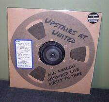 """Willy Mason/Brendan Benson """"Upstairs at United"""" 12"""" RSD Bright Eyes Conor Oberst"""