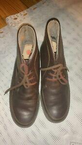 Top Botas Marrón Salamandra Zapatos invierno hombre tamaño de Zapatos 44 de IUw46qrUF