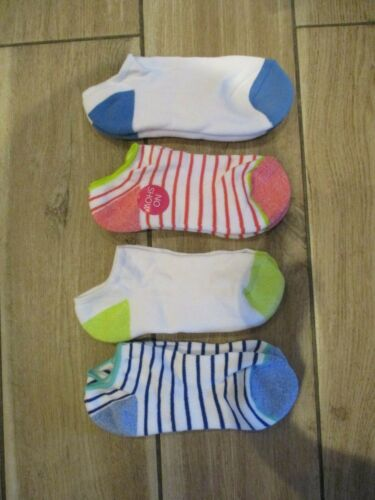LADIES GIRLS  = Trainer Liner Socks Size 3-5  MARKS AND SPENCERS
