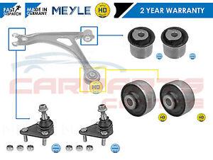 Para-Audi-TT-Quattro-S3-Golf-4-Frente-Wishbone-arbustos-2-Bola-articulaciones-Meyle-Alemania
