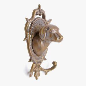Unusual Hound Dog Head Mounted Coat Hook Hooks Wall Mounted Door Hook Hanger For Ebay