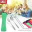 3in1-Stainless-Steel-Knife-Fork-Spoon-Bag-Travel-Cutlery-Portable-Tableware-Set thumbnail 1
