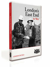 London The East End At War on Film of Blitz in ww2 DVD