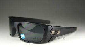 fa07877a24 Oakley Fuel Cell POLARIZED Sunglasses OO9096-05 Matte Black Frame W ...