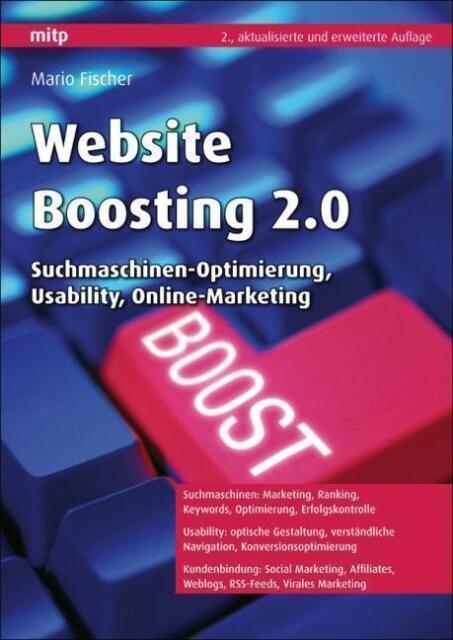 Website Boosting 2.0 von Mario Fischer