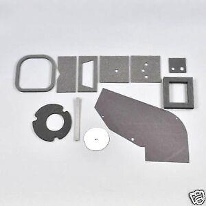 Details about Mopar F Body 76 77 78 79 80 NON AC Heater Box Resto Kit  Volare Aspen DMT