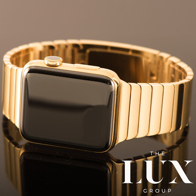 Gold plated band