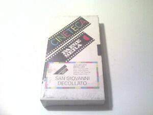 San Giovanni decollato (1940) VHS 748  con totò