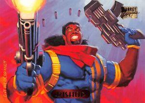 BISHOP-1994-Marvel-Masterpieces-Fleer-BASE-Trading-Card-04