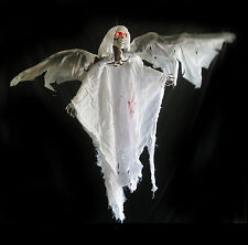 Animated Flying Bloody Reaper Ghost Haunted House Halloween Party Prop 43