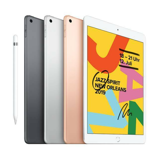 Apple iPad 7. Gen. 128GB, WLAN , 25,91 cm (10,2 Zoll) - Silber 2