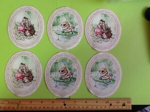 Beatrix-Potter-Peter-Rabbit-Fabric-Iron-On-Appliques-13