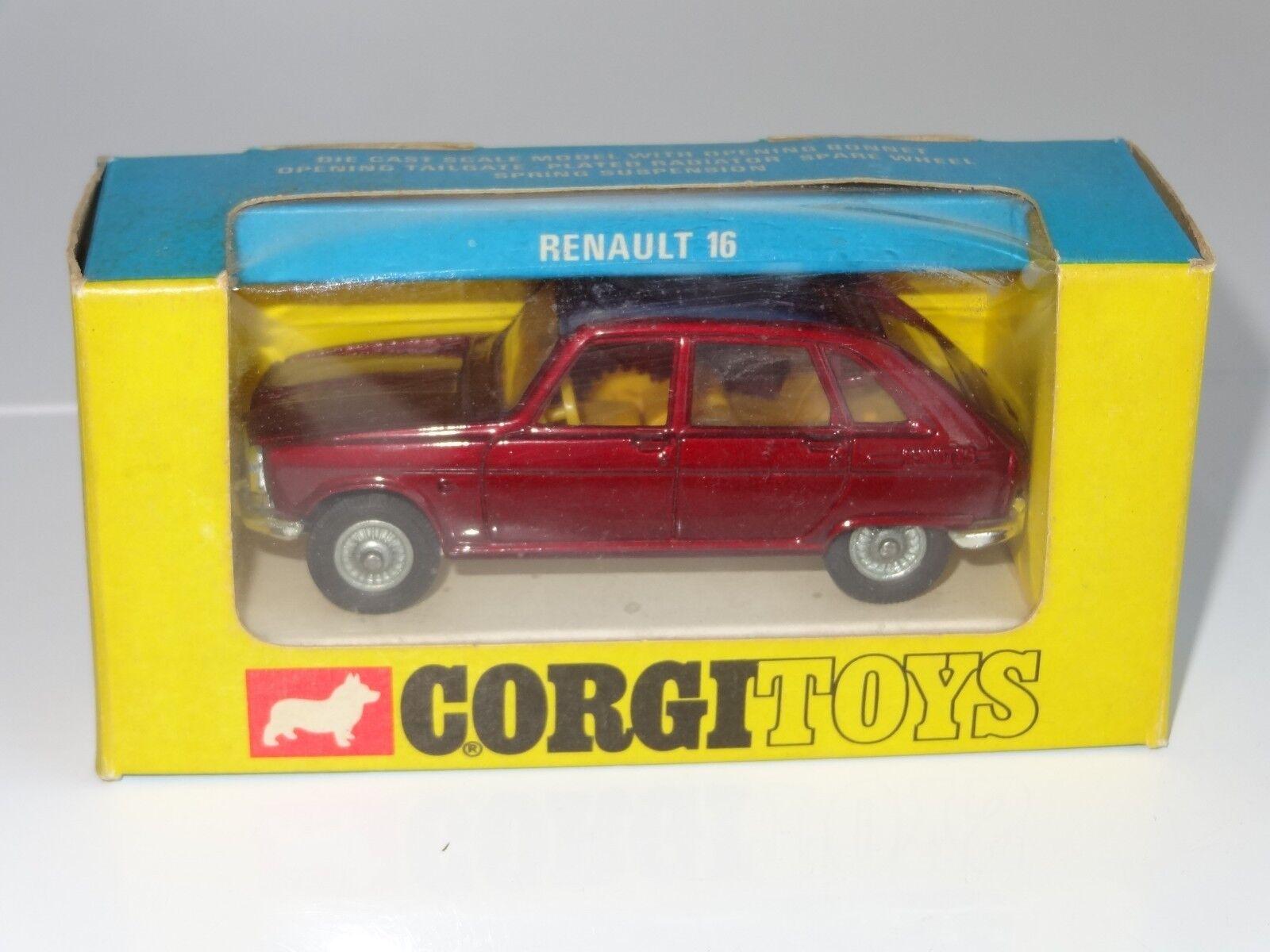 (V) Corgi RENAULT 16 - 260