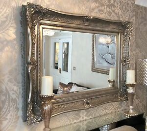 Wonderful Ornate Fabulous Extra Large Wall Mirror Range Of Sizes Save S Ebay