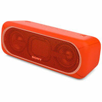 Sony Srsxb40red Red Portable Wireless Bluetooth Speaker - Srs-xb40/red
