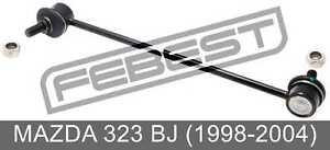 Front-Stabilizer-Sway-Bar-Link-For-Mazda-323-Bj-1998-2004