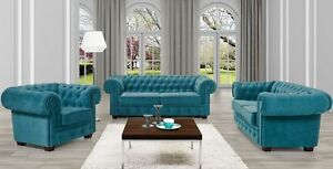 Sofagarnitur Sofa Couch 321 Garnitur Bettfunktion Couchgarnitur