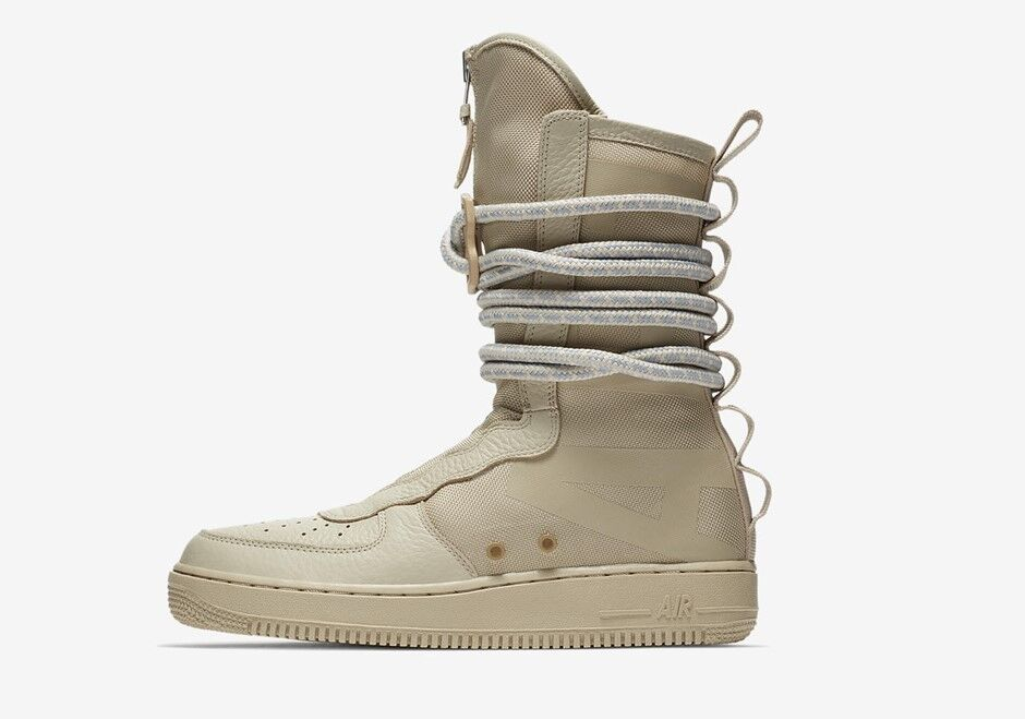 Nike SF AF1 HI Field. Rattan Tan size 9.5 Special Field. HI AA1128-200 Air Force Boots 5de800