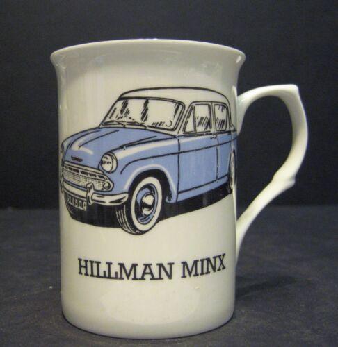 HILMAN MINX car Fine Bone China Mug Cup Beaker