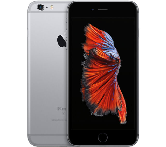 APPLE IPHONE 6S 16GB SPACE GREY GRADO A+++PARI AL NUOVO CON ACCESSORI E GARANZIA
