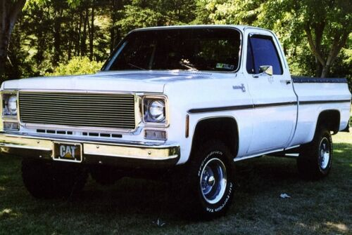 73 87 Chevy Rear Gravel Deflector Set GMC Truck Blazer Jimmy Left /& Right Sport