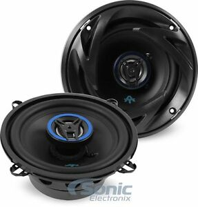 AUTOTEK-250W-5-25-034-2-Way-ATS-Series-Coaxial-Car-Speakers-ATS525CX