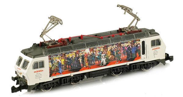 88474 Marklin Z-Scale Swiss Sud-Est Binari Sob Cl 446 Elettrico Locomotiva
