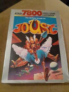 JOUST-ATARI-7800-1987-BRAND-NEW-FREE-SHIPPING