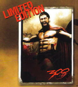300 King Leonidas Spartans Movie Art Wall Print POSTER US