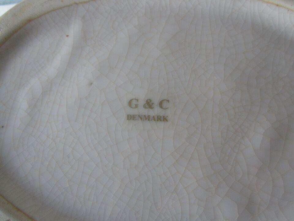Skjuler, G & C