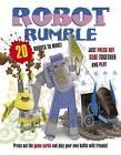 Robot Rumble by Alexander Gwynne (Paperback / softback, 2012)