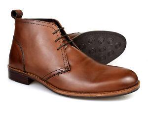 7 de de Msc1714 para Uk botas Catesby hombre desierto 12 marrón cuero qOB1xvwA