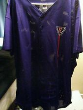 Vintage Toronto Raptors Vince Carter baseball  Jersey size 2xl champion jersey